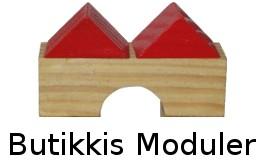 Butikkis Moduler